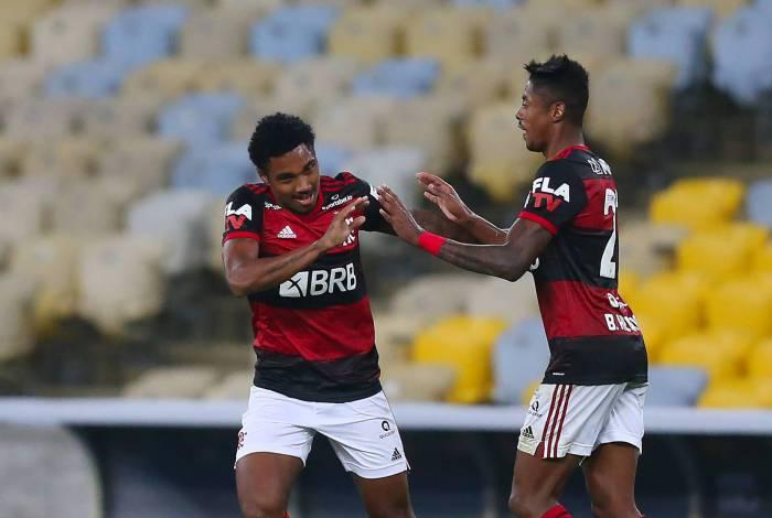 Flamengo derrotou o Fluminense