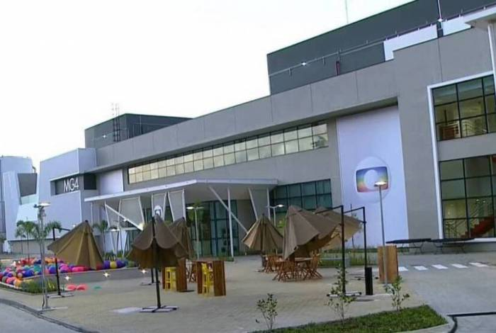Estúdios Globo em Jacarepaguá