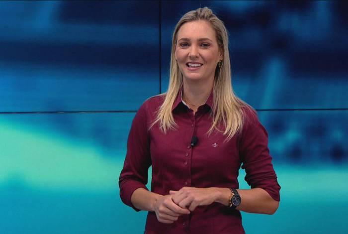 Nadine Bastos é a nova contratada da Globo