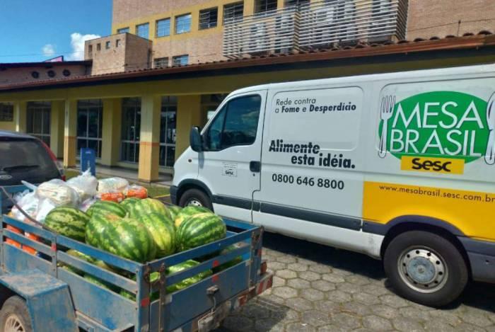 Nesta primeira etapa serão entregues 6 mil cartões que poderão ser usados em qualquer estabelecimento para a compra de alimentos