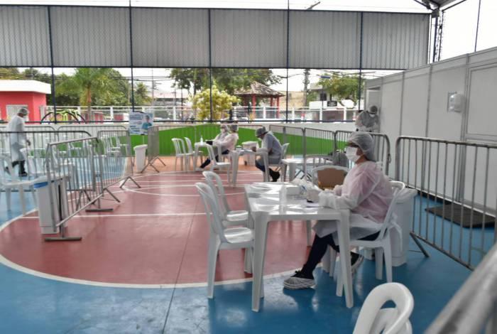 Novo Polo de Atendimento ao Covid-19 em São José do Imbassaí