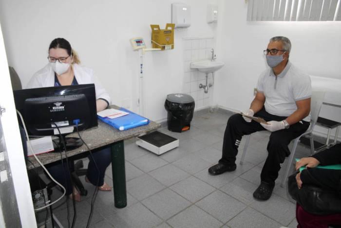 Pacientes aprovam o atendimento ambulatorial no Centro Municipal de Saúde de Volta Redonda