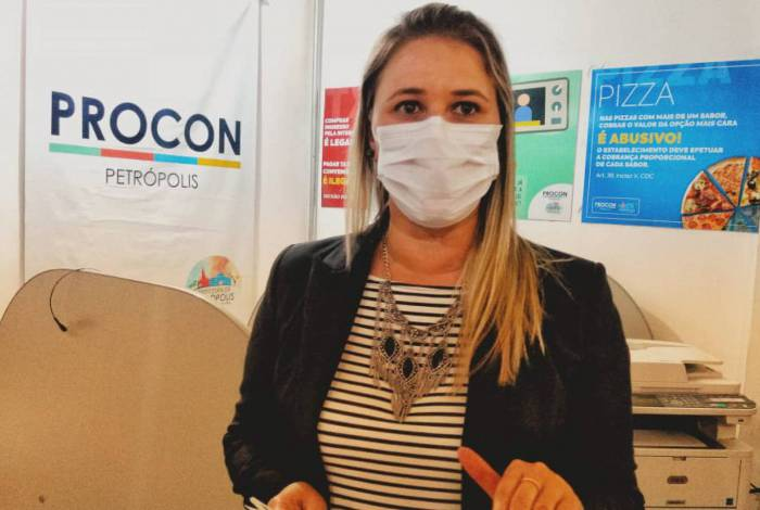 Antes da pandemia, o Procon municipal recebia em média 60 reclamações diárias, de acordo com a chefe do atendimento Mara Sampaio, que informa que