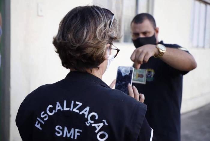 Força-tarefa irá fiscalizar pontos comerciais em mais um final de semana em Volta Redonda