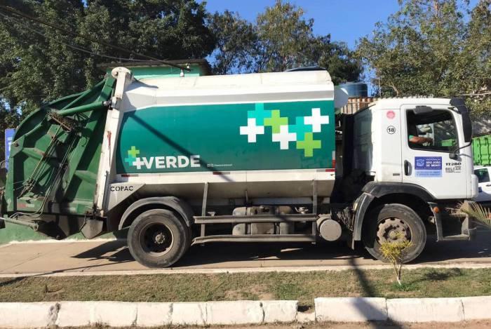 A Mais Verde é a nova marca que nasceu da união entre a Meriti Mais Verde, concessionária responsável pela gestão de lixo de Meriti, e a Verde Gestão Ambiental, empresa de serviços de mão de obra terceirizada e aluguel de veículos.