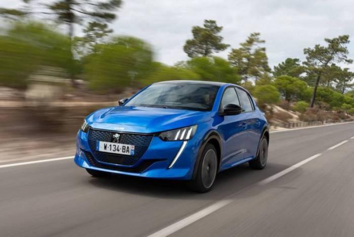 Por iG Carros | 23/07/2020 12:35  Peugeot 208 e-GT: elétrico esportivo será o único hatch compacto do gênero disponível no Brasil, capaz de acelerar de 0 a 100 km/h em 8,1 s