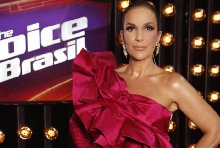 Ivete Sangalo não voltará ao 'The Voice Brasil'
