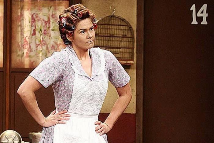 Lívia Andrade como Dona Florinda
