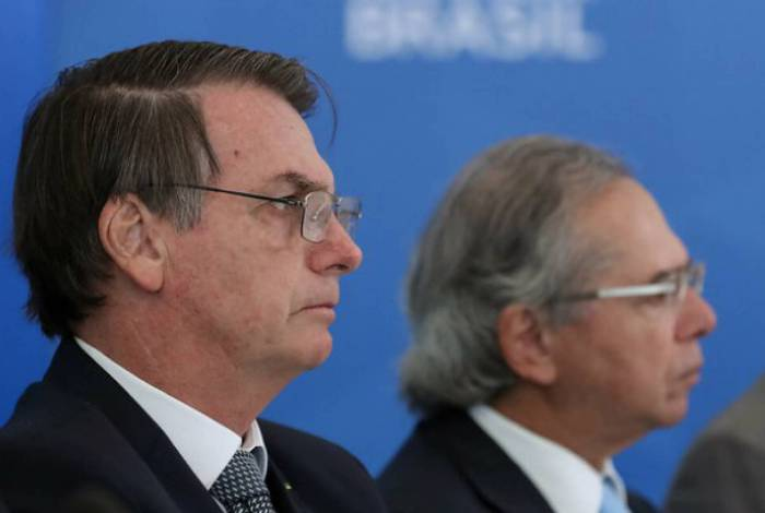 Jair Bolsonaro decidiu dar chance para Paulo Guedes testar apoio a novo imposto no Congresso