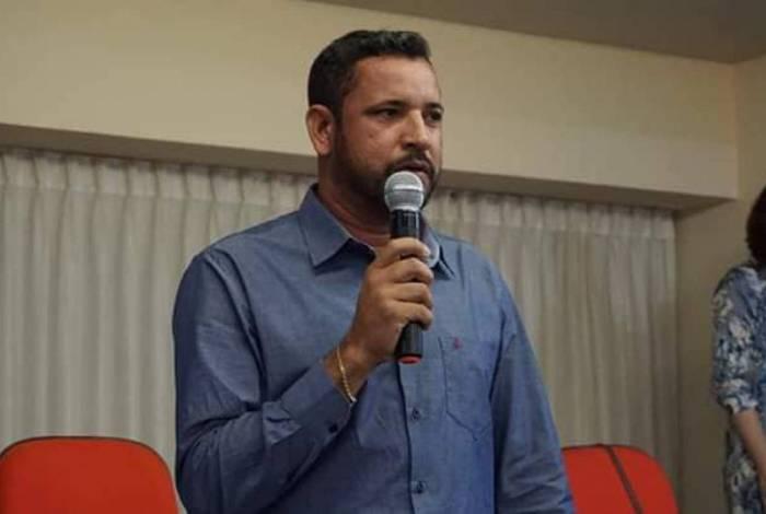 Presidente Municipal do PRTB, Ricardo Bichão foi pescador e hoje é um empresário próspero