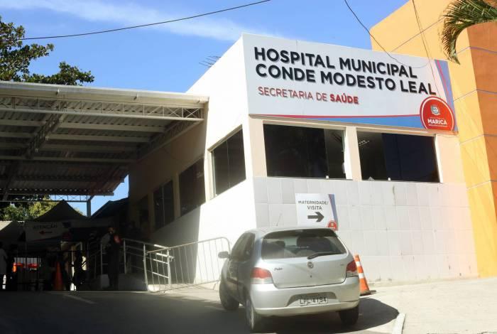 Hospital Conde Modesto Leal