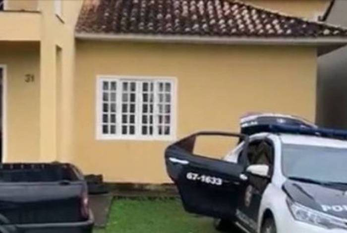 Preso acusado de chefiar quadrilha que assalta casas