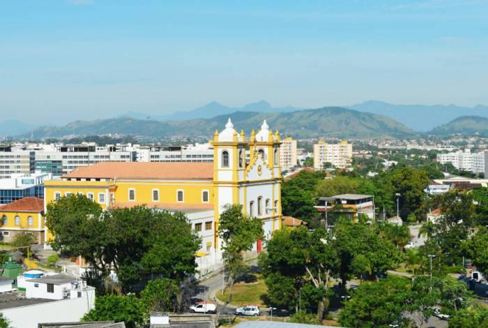 Igreja Nossa Senhora do Desterro de Campo Grande