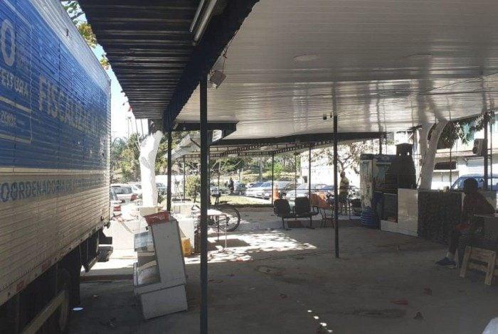 Operação aconteceu em Deodoro, Zona Oeste do Rio