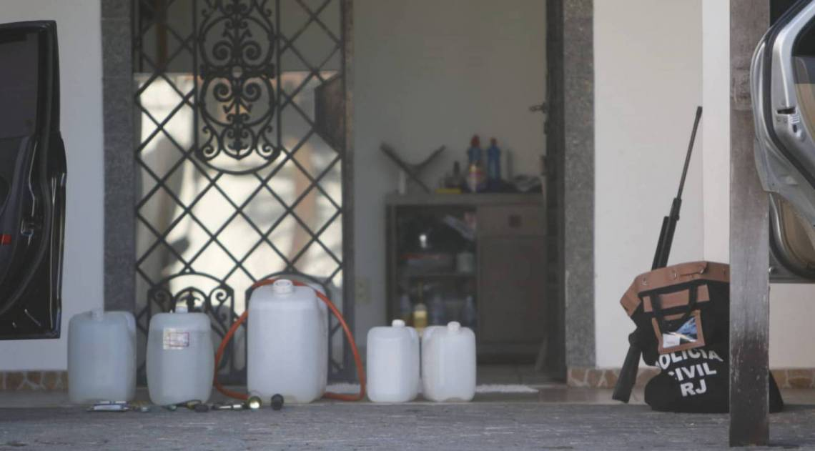 Vereador Alex Rosa é investigado por se beneficiar de combustível furtado, redistribuído aos postos de gasolina de sua propriedade