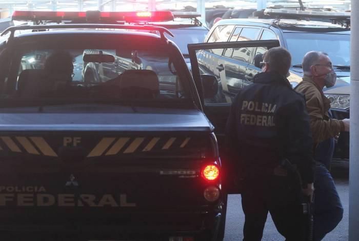Pesquisador da Fundação Oswaldo Cruz (Fiocruz) Guilherme Franco Netto foi preso em Petrópolis, Região Serrana do Rio, pela Operação Lava Jato