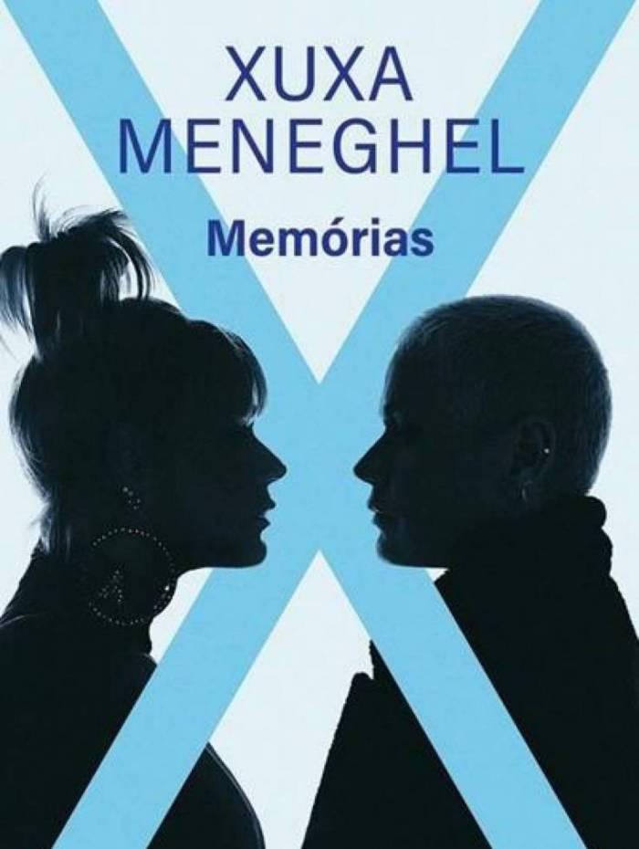Livro de Xuxa Meneghel