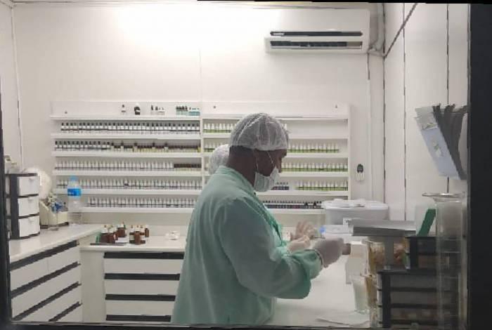 Produção dos medicamentos já começou em Rio das Ostras