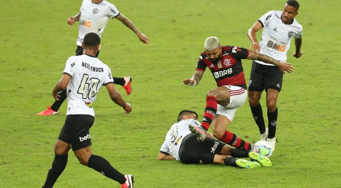 Egoísmo custa caro e Flamengo perde para o Atlético-MG em estreia no  Brasileiro | Flamengo | O Dia