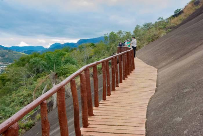Parque Natural Municipal Montanhas de Teresópolis volta ser fechado