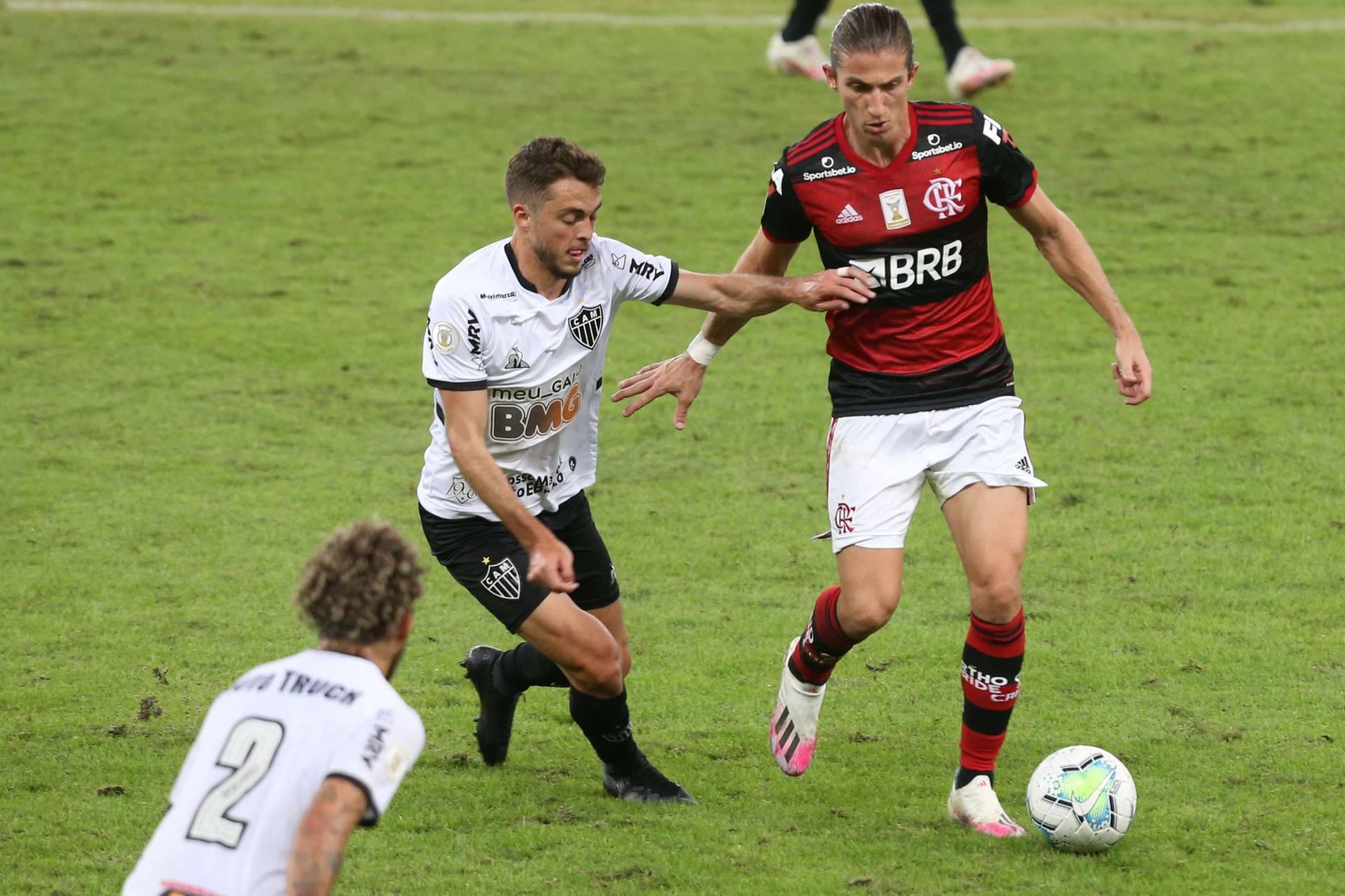 Jornalista diz que Flamengo é 'fogo de palha': 'Atlético ...