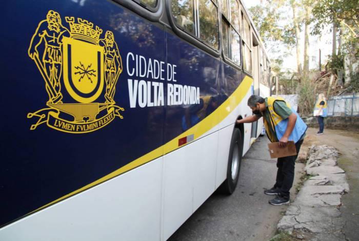População de Volta Redonda poderá participar pela internet de audiência pública sobre o transporte coletivo na cidade