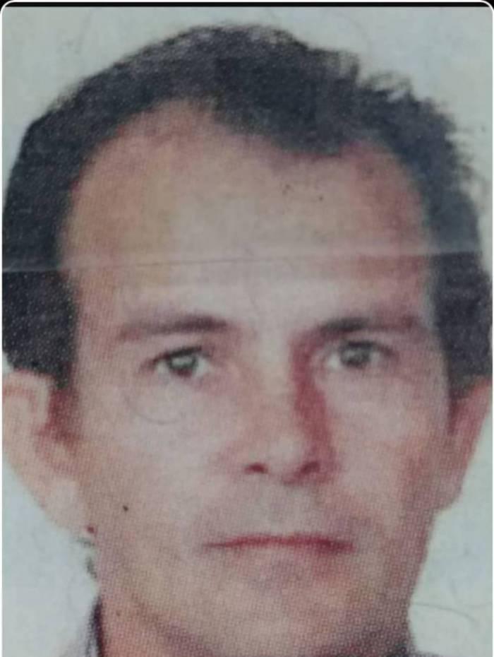 A vítima foi identificada como Paulo Fernandes Gomes da Silva, de 55 anos