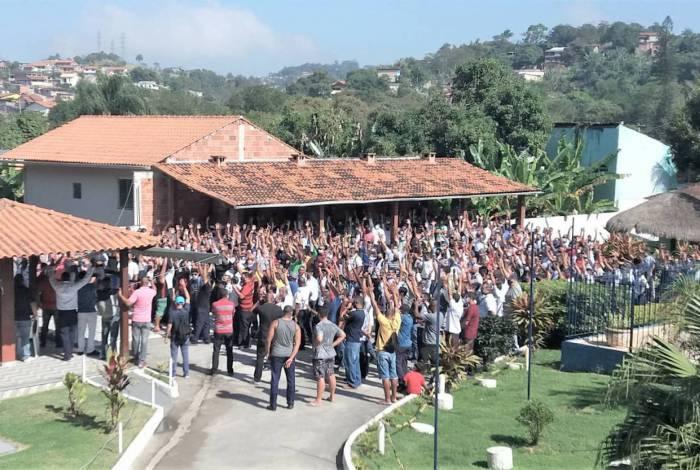 Rodoviários se mobilizam contra proposta patronal