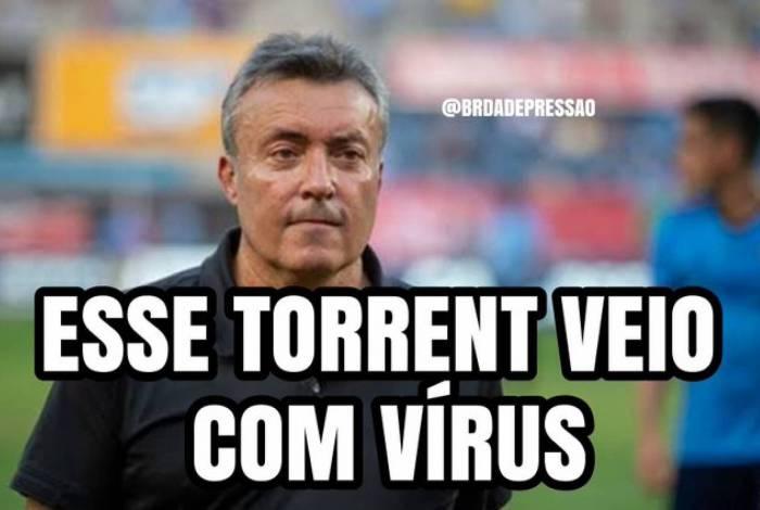 Flamengo é goleado pelo Atlético-GO e sofre com memes na Web