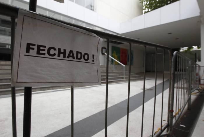 Cine Imperator do Méier: grades e programação suspensa no Rio até aval da prefeitura para reabertura