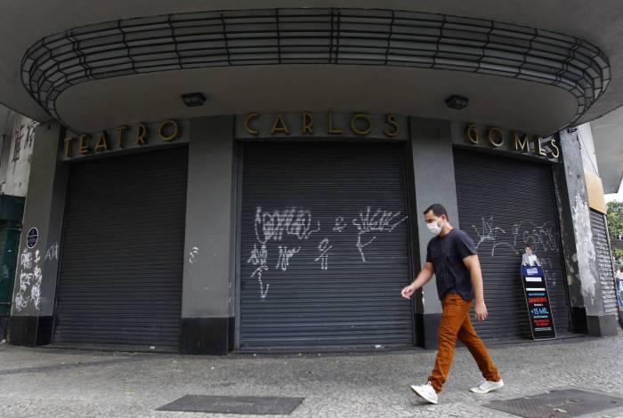 Teatros e cinemas do Rio devem continuar fechados: Crivella prorrrogou a fase 5 da do plano de flexibilização do isolamento social