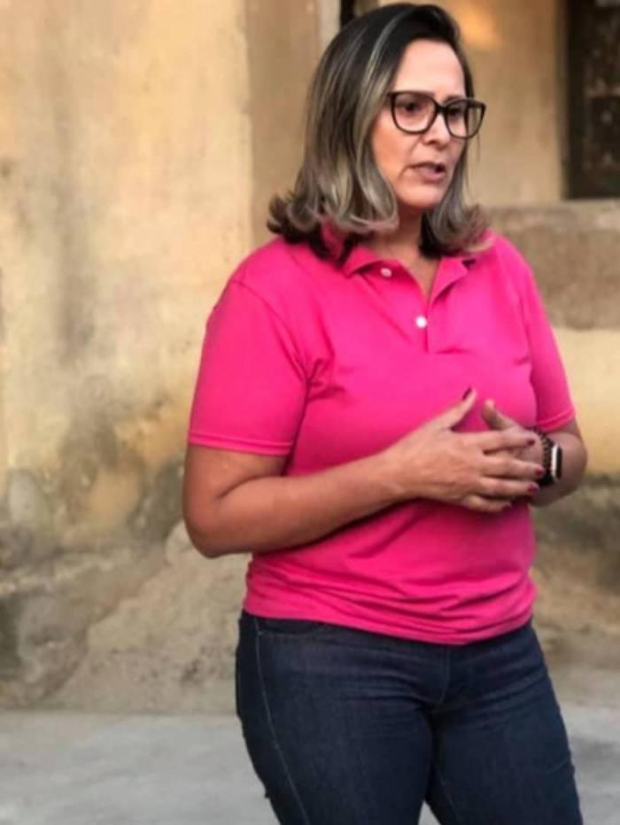 Ana Meriti (PRTB) é pré-candidata à Prefeitura de São João de Meriti