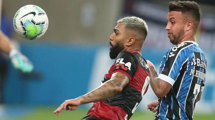Gabigol desencanta no fim e evita derrota do Flamengo diante do ...