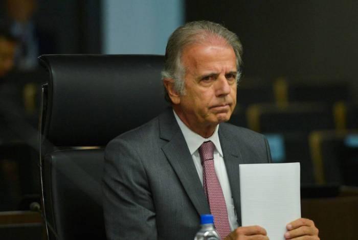 Presidente do Tribunal de Contas da União (TCU), ministro José Mucio Monteiro
