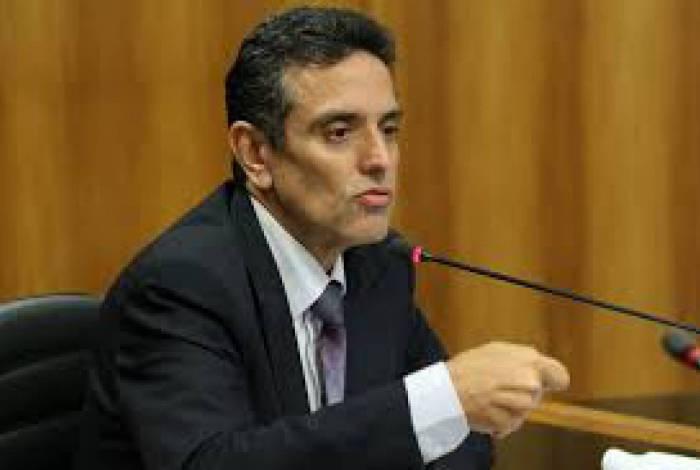 Leonardo Rolim, presidente do INSS, participou do lançamento