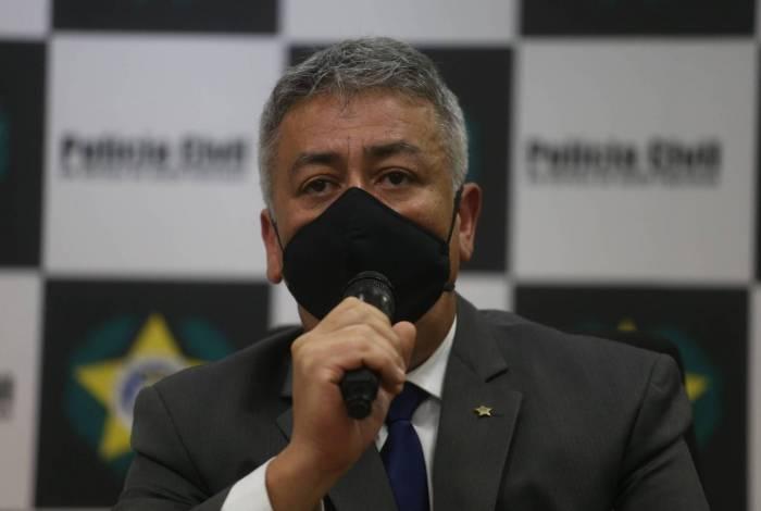 Delegado Antônio Ricardo era responsável pelo caso Marielle