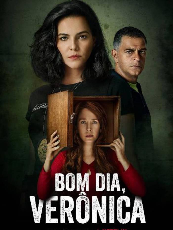 Série 'Bom Dia, Verônica' chega à Netflix no dia 1º de outubro