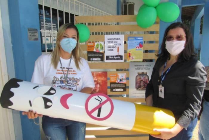 Tabagismo tem tratamento em centros de saúde de São Gonçalo