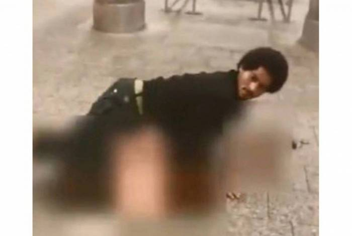 Homem tenta estuprar mulher em metrô dos EUA