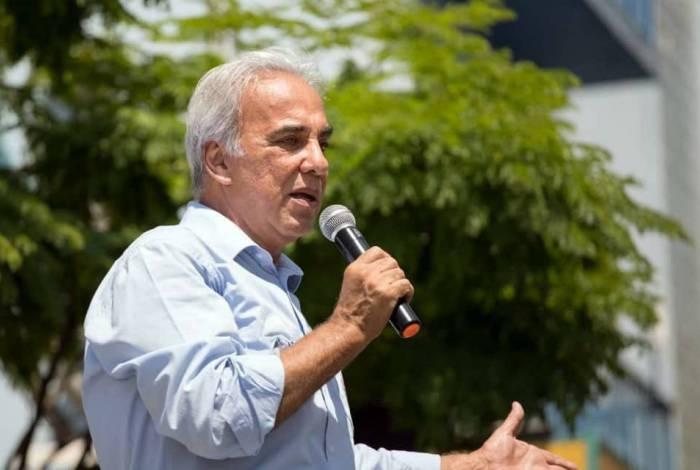 Entrevista com o pré-candidato a prefeito de Volta Redonda, Paulo Baltazar do PSD