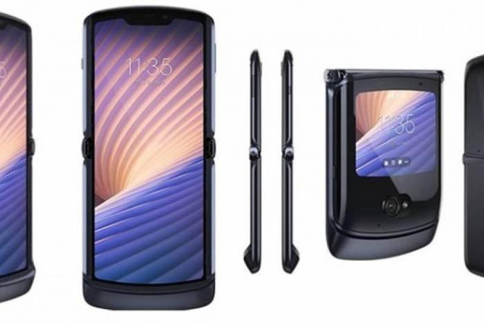 Motorola Razr 5G, novo dobrável da marca