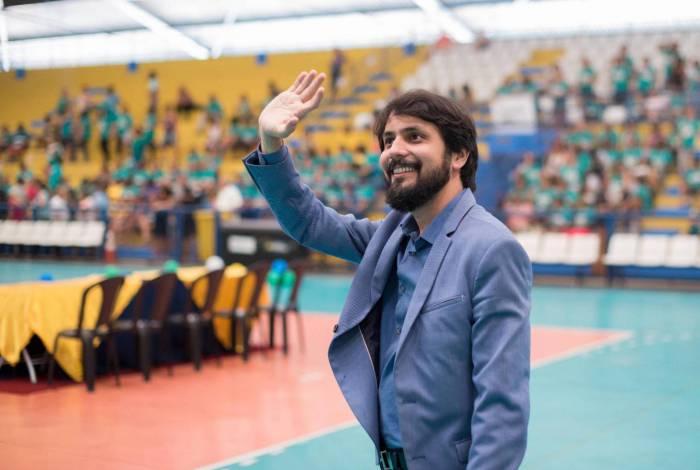 Entrevista com Samuca Silva, do PSC, pré-candidato à reeleição em Volta Redonda