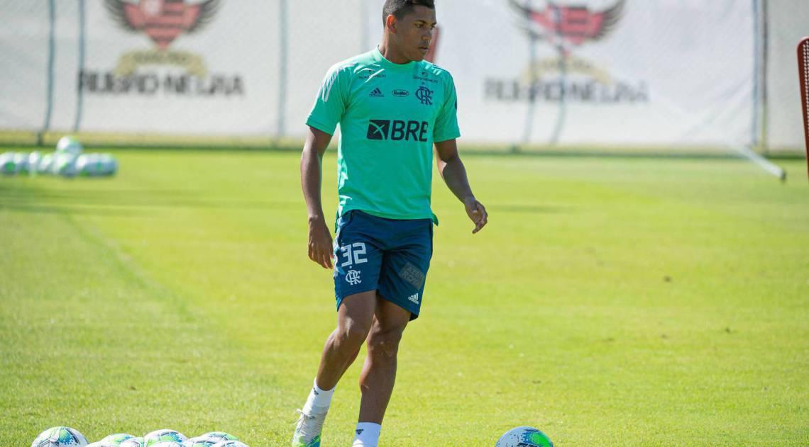 Pedro Rocha  - Alexandre Vidal/Flamengo