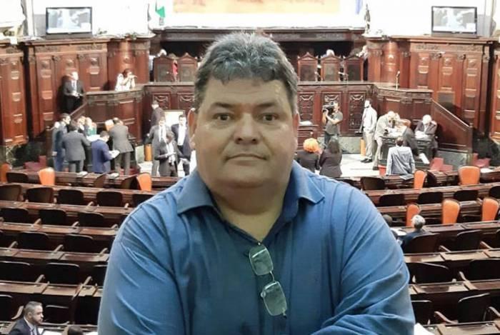 Hermiton Moura é pré-candidato a prefeito pelo Republicanos