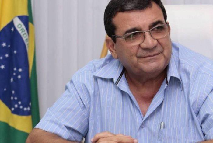 O médico José Luiz Nanci, atual prefeito e candidato à reeleição pelo partido Cidadania