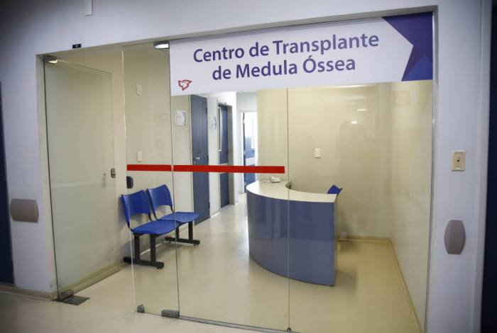 Novo centro para transplante de medula óssea foi inaugurado no Hemorio