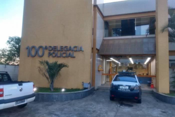 100ª Delegacia Policial