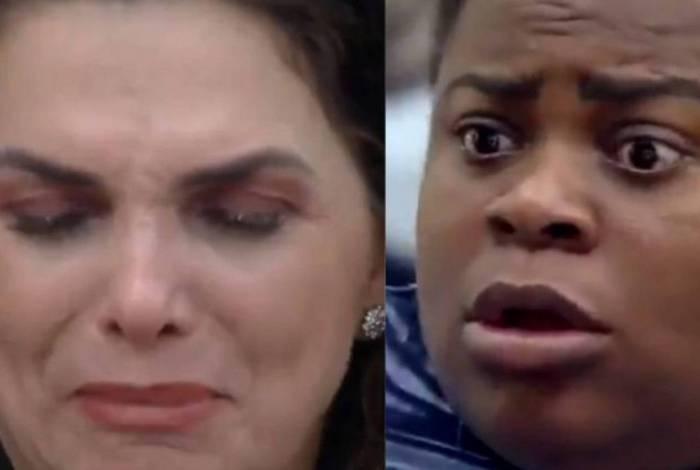 Luiza Ambiel foi consolada por Jojo Todynho: 'Manda tomar no c...'