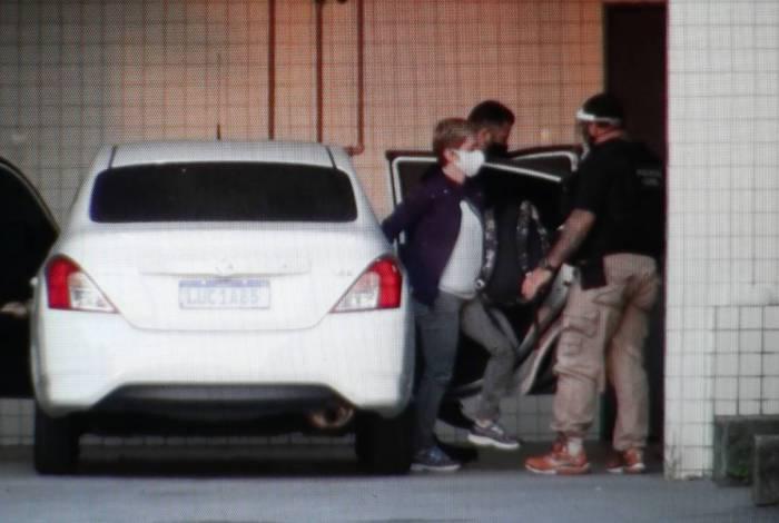Cristiane Brasil, filha de Roberto Jefferson, seguiu para o IML após se entregar à polícia, na sexta-feira. Ela é apontada como a 'fada madrinha' de esquema investigado pelo MP