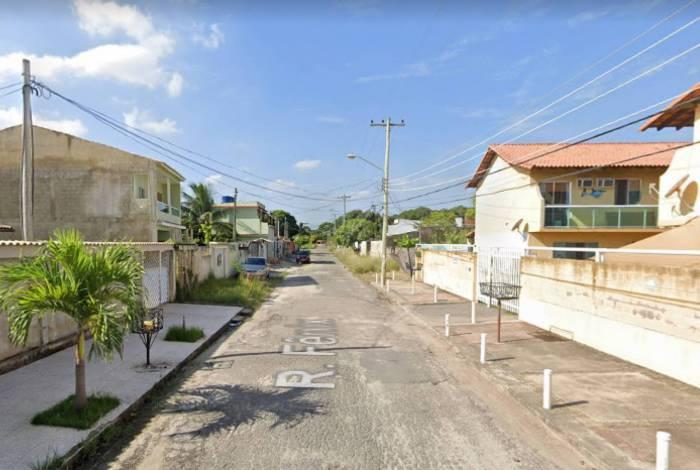 O criminoso foi preso nesta quinta-feira na Rua Fenix, em Guaratiba, Zona Oeste